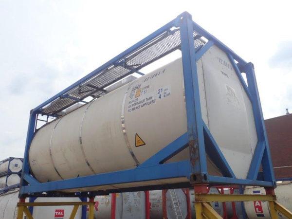 Танк-контейнер HTRU 921083-7