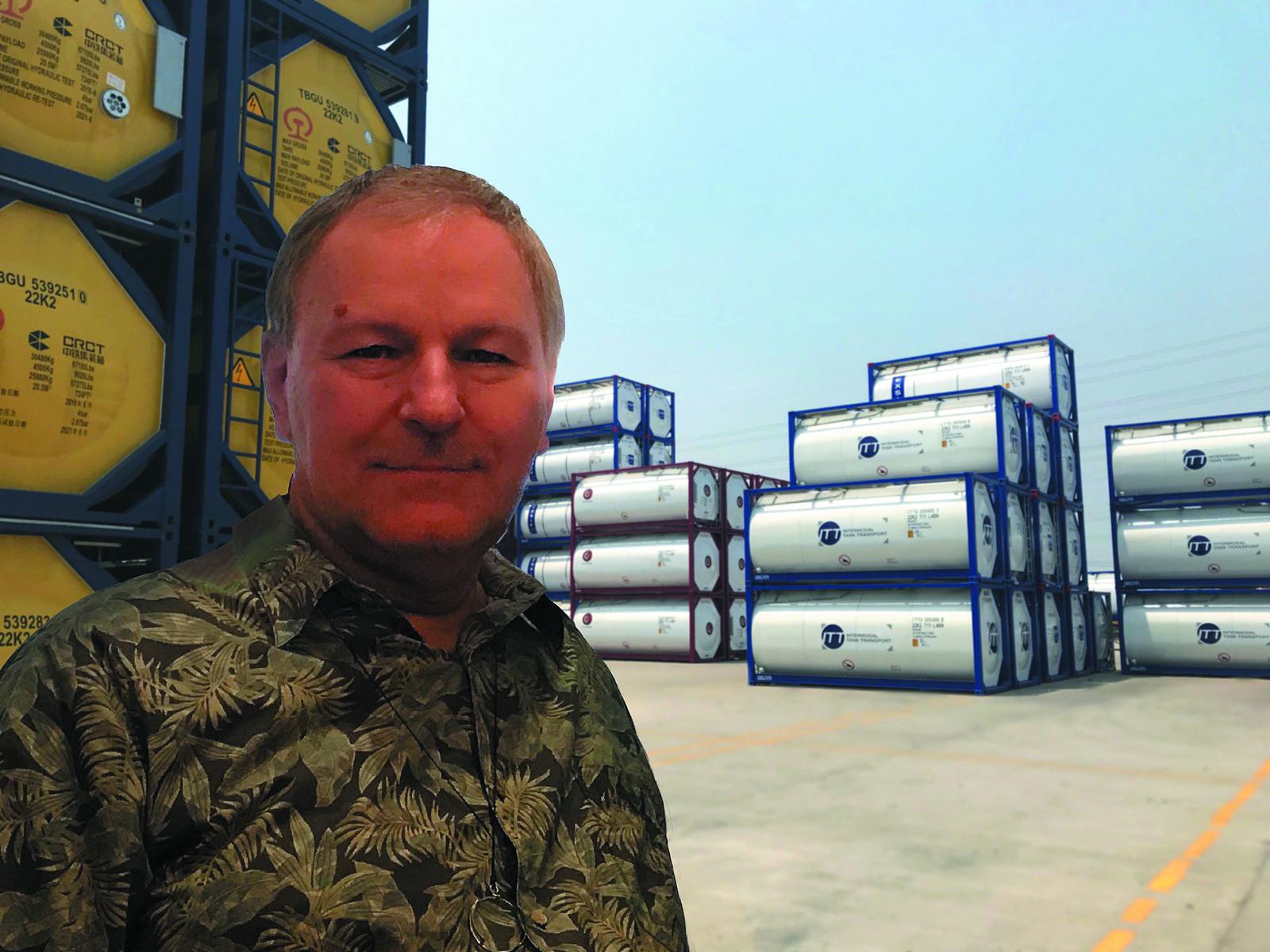 Танк-контейнерная школа.  «Универсальный» танк-контейнер